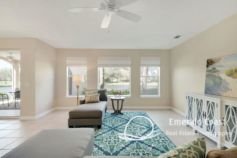 Emerald Coast Real Estate Photography 8506 Turnberry